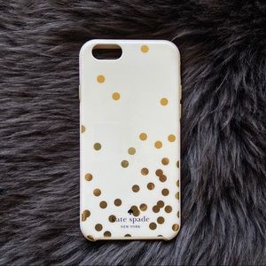 Kate Spade Bubbly iPhone 6/7/8/SE 2020 Phone Case
